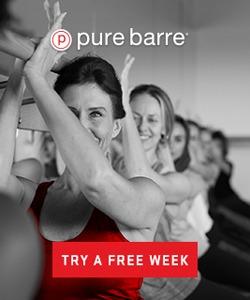 Pure Barre Spring 2018 Ad